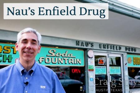 Discover Austin: Nau's Enfield Drug - Episode 10