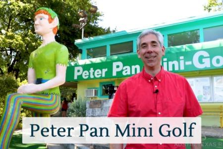 Discover Austin: Peter Pan Mini Golf - Episode 13