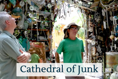 Discover Austin: Cathedral of Junk - Episode 16