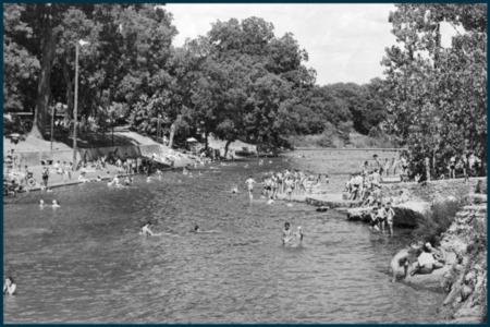 Vintage Austin: Barton Springs Pool