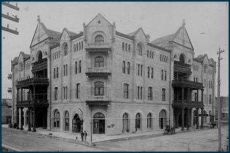 Vintage Austin: The Driskill Hotel