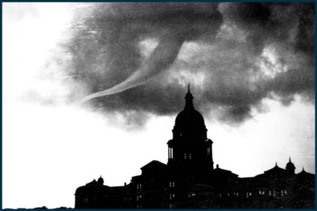 Vintage Austin: Tornado