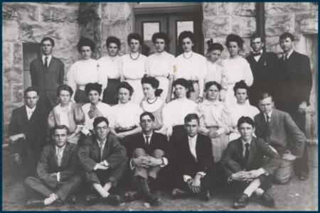 Vintage Austin: Austin High School