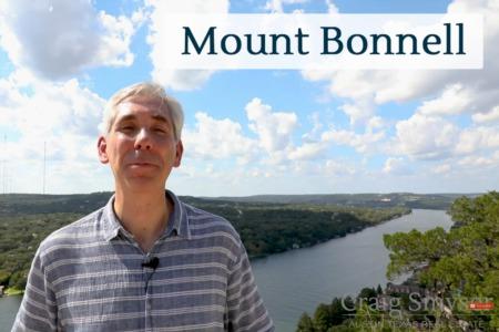 Discover Austin: Mount Bonnell - Episode 24