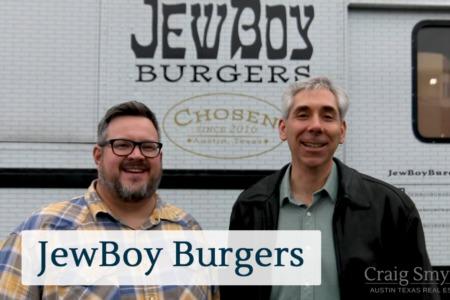 Discover Austin: JewBoy Burgers - Episode 30