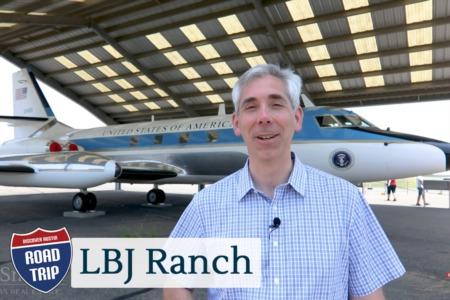 Discover Austin: Lyndon B. Johnson Ranch - Episode 33