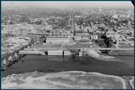 Vintage Austin: Seaholm Power Plant