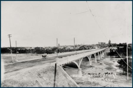 Vintage Austin: Congress Bridge