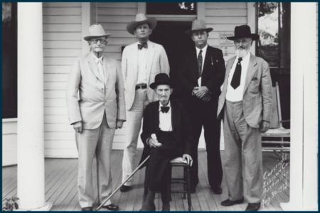 Vintage Austin: Texas Rangers Captains