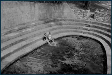 Vintage Austin: Eliza Spring Pool