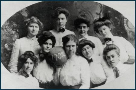 Vintage Austin: UT Women's Basketball
