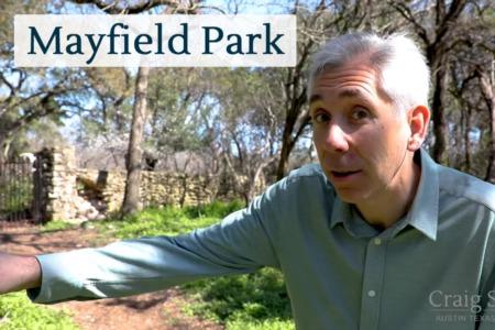 Discover Austin: Mayfield Park - Episode 37