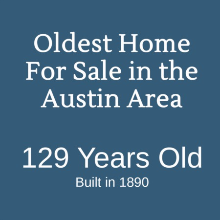 Quirky MLS Stats: Oldest Homes For Sale