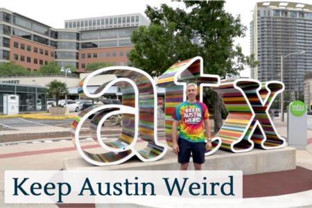 Discover Austin: Keep Austin Weird - Episode 43