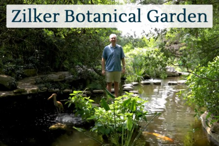 Discover Austin: Zilker Botanical Garden - Episode 47