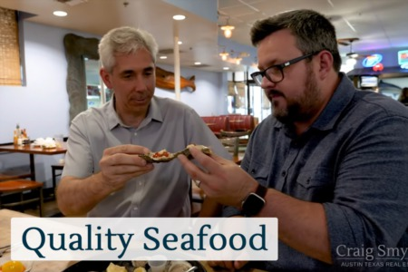 Discover Austin: Quality Seafood Market - Episode 49