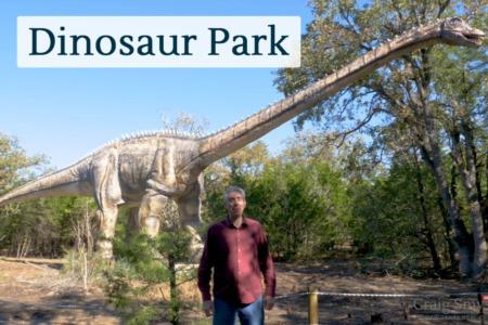 Discover Austin: Dinosaur Park - Episode 64