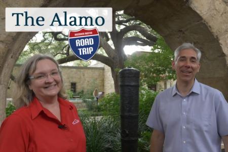 Discover Austin: The Alamo - Episode 66