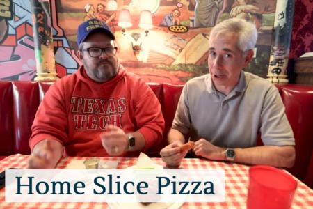 Discover Austin: Home Slice Pizza - Episode 67