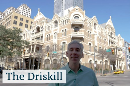 Discover Austin: The Driskill - Episode 68
