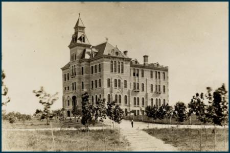 Vintage Austin: UT Main Building