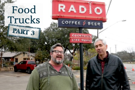 Discover Austin: Food Trucks 3 - Episode 83