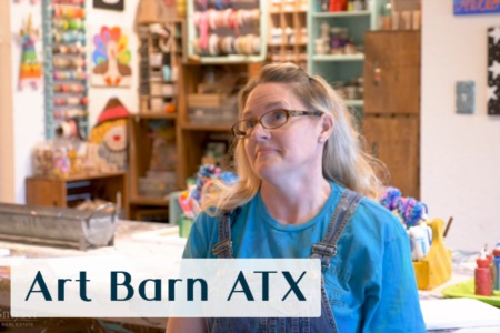 Discover Steiner Ranch: Art Barn ATX