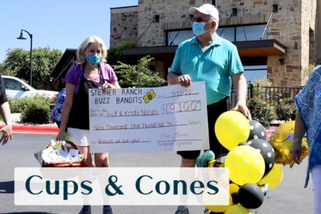 Discover Steiner Ranch: Cups & Cones