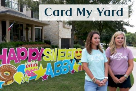 Discover Steiner Ranch: Card My Yard