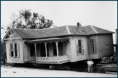 Vintage Austin: O. Henry House