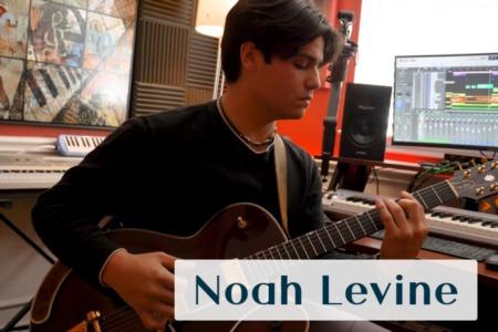 Discover Steiner Ranch: Noah Levine