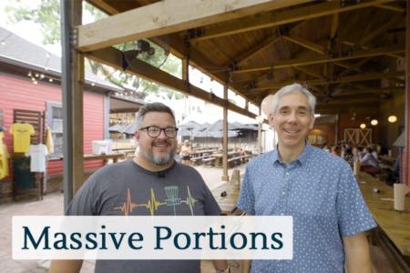 Discover Austin: Massive Portions - Episode 88