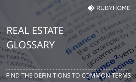 Definitions for Common Real Estate Terms | Real Estate Glossary