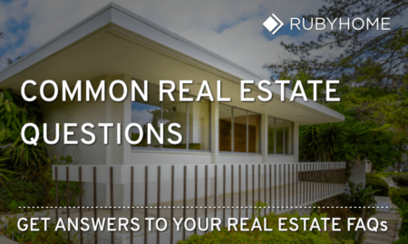 15 Common Real Estate Questions