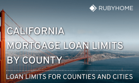 California Conforming, FHA & VA Loan Limits by County
