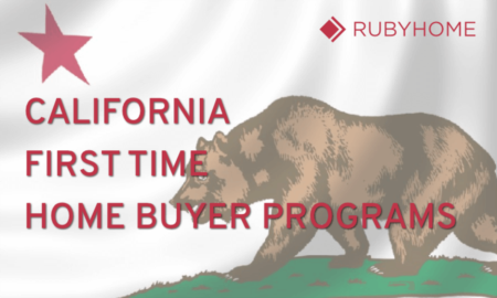 California First Time Home Buyer Mortgage Programs