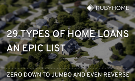 Types of Home Loans: An Epic List of 29 Mortgage Programs