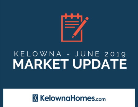 Kelowna Market Update - June 2019
