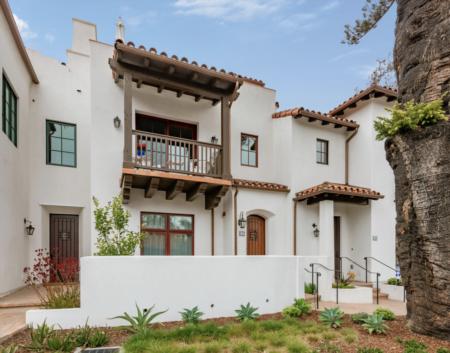 Recent Sale Luxury Town Home Funk Zone / West Beach - Santa Barbara