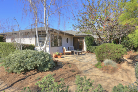 Recent Sale in San Roque - Santa Barbara CA