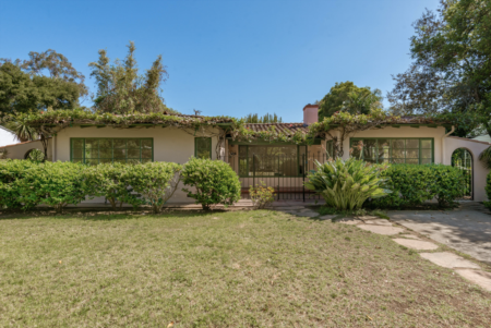 Recent Sale of Classic Spanish Home in Wonderful San Roque - Santa Barbara CA