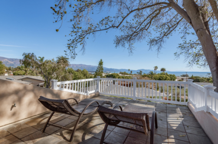 Recent Sale Mesa Ocean View - Santa Barbara CA