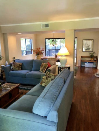 Recent Sale - Upper East Freestanding Condo in Santa Barbara CA