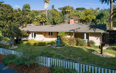 Recent Sale - Santa Barbara Foothills Annex