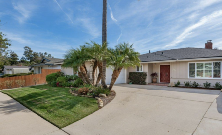 Recent Sale - Santa Barbara University Area
