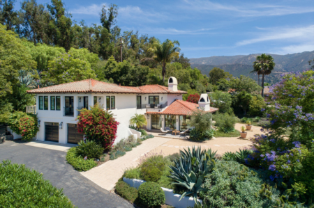 Just Sold - Complete Remodel - Modern Spanish View Home in Montecito CA