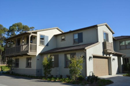 The Gorgeous Newer Hideaways Development in Goleta CA