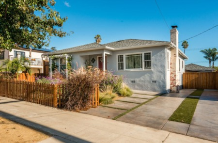 New Eastside / Lower Riviera Cottage Listed for $825,000 - Santa Barbara