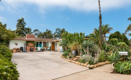 Rarely Available New Carpinteria Beach Home Listing - Concha Loma / Arbol Verde Area