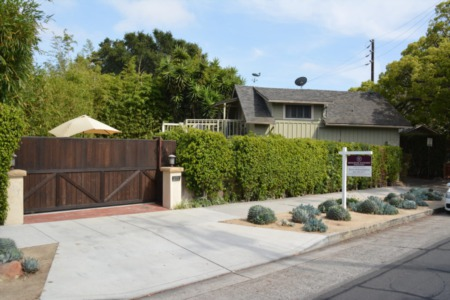 Wonderful Oak Park Cottage Style Home - New Listing 317 West Alamar - Santa Barbara CA